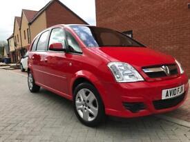 Vauxhall Mariva 1.4 i 16 V petrol (2010)