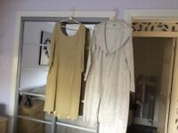 2 mother of the bride outfits made to measure size 18/20