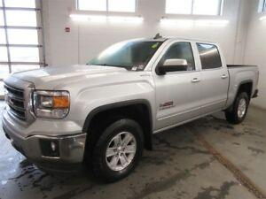 2015 GMC Sierra 1500 SLE- 4x4! BACK-UP CAM! ALLOYS! HEATED SEATS