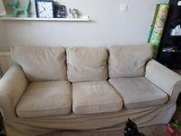 Ikea Ektorp 3 seat sofa. Free