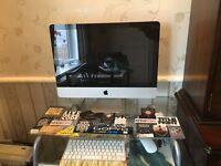 iMac 21.5 Inch 4GB Ram, 500GB HDD