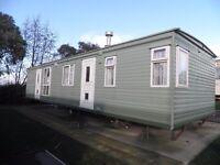 ***COSALT MONACO SUPER STATIC CARAVAN 37X12 2 BED For sale in Lancaster***