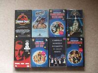53 VHS Video Films