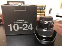 Fuji XF 10-24mm F4 VR