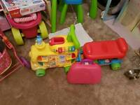 ##SOLD## vtech train toy toddler