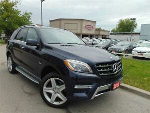 2012 Mercedes-Benz M-Class ML350 BTC- PREMIUM-NAVI-LED'S-CAMERA