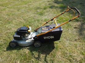 Ryobi petrol rotary mower