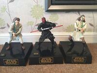 Star Wars interactive figures