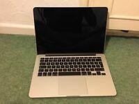 Apple MacBook Pro retina 13 inch 2015 model under Apple warranty