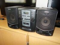 Sony CFD Z110 Hi Fi Unit…30004D