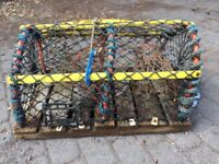 20 Lobster pots, good condition, ready for fishing