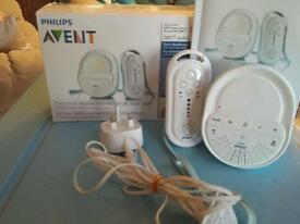 Philips AVENT DECT AUDIO BABY MONITOR STILL AVAILIBLE