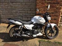 Generic Worx 125cc Learner Legal Motorcycle