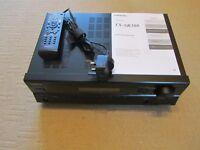 Onkyo TX SR308 AV receiver DTS-HD - home cinema amplifier 100W Black 5.1, game and i-pod links