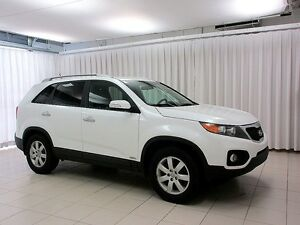 2013 Kia Sorento AWD SUV w/ BLUETOOTH, A/C, ALLOY WHEELS & MORE!