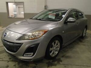 2010 Mazda MAZDA3 GS HATCH A/C MAGS TOIT