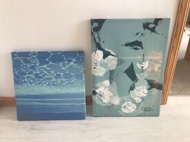 X2 large canvas prints