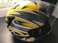 Motorcycle helmet large 59-60cm