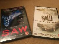 SAW Collection (x2)