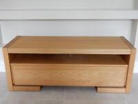 Solid Oak Wood Furniture 'QUBA' - 4 pieces