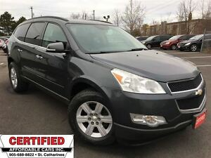 2010 Chevrolet Traverse 1LT ** AWD, AUX. INPUT, TRAILER HITCH **
