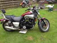 1985 ORIGINAL YAMAHA VMAX 1200 FULL POWER MODEL 99% UNMODIFIED