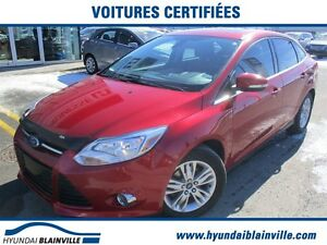 2012 Ford Focus SEL DÉMARREUR DISTANCE, MAGS, TOIT, BLUETOOTH, S