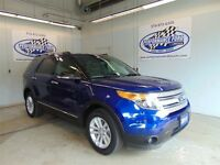 2013 Ford Explorer XLT-***leather/sync***