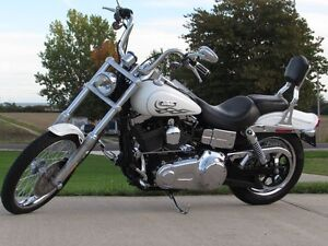 2006 harley-davidson FXDWG Dyna Wide Glide   6 Speed and Fuel In London Ontario image 5