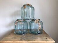 Medium + Large Rustic Vases and Jars - Wedding