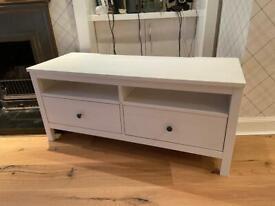 Ikea Hemnes TV Unit White