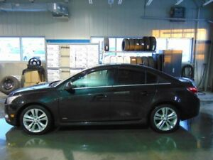 2014 Chevrolet CRUZE LT Turbo RS