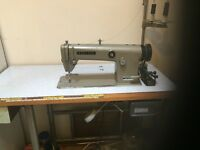 Brother industrial sewing machine for sale
