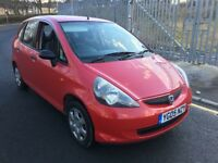 2005 05 HONDA JAZ S 1.2 PETROL MANUAL 5 DOOR HATCHBACK 12 MONTHS MOT