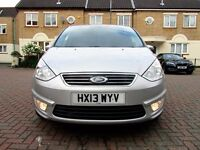 FORD GALAXY 2.0 TDCI ZETEC 5 DOOR 7 SEATS FSH HPI CLEAR IDEAL FOR UBER OR MINI CAB MINT CONDITION