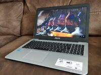 Asus X555L 15.6 Laptop - Core i3 - 1 Terabyte Hd (1000gb) Windows 10