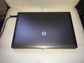 HP LAPTOP, BUILT IN WEBCAM, INTEL CORE i5, 250GB HDD, 3GB RAM
