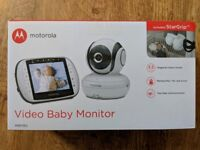 Motorola MBP36S Digital Video Monitor 3.5inch Colour LCD Display Night Vision and Temperature