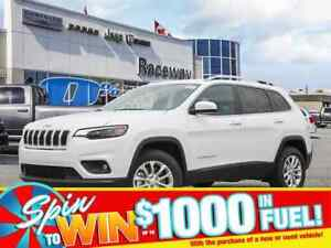 2019 Jeep Cherokee North | COLD WEATHER PKG | BLUETOOTH