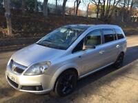Vauxhall Zafira Turbo 200bhp 7 Seater