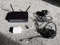 Netgear DGN2200 v3 ADSL Wireless Router