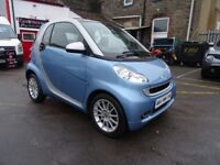 Smart Fortwo 1.0 Passion 2dr 1 FORMER KEEPER F/S/H SAT-NAV