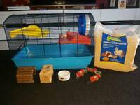 Large Hamster Cage REDUCED TO £30