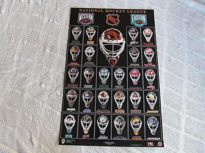 RARE MINT 1999 NHL HOCKEY TEAMS