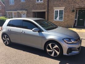 2017 67reg Volkswagen Golf GTI Tsi DSG, grey,black heated seats, new clocks, satnav, top spec