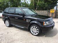 Late 2008 Land Rover Range Rover Sport 3.6 TDV8 HSE **Full Service History** (x5,q7,ml)