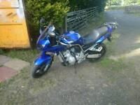 Yamaha fazer 1000 2001 gen 1