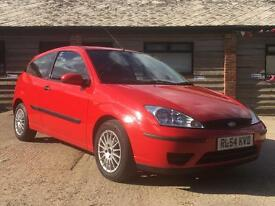 "Ford Focus 54/2005"" 1.6 petrol manual long mot"