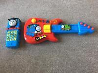 Thomas the tank engine guitar and phone