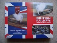 British Railways - DVD and 500 Piece Jigsaw.